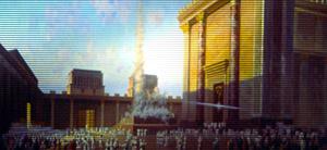 כך נבנה את בית המקדש