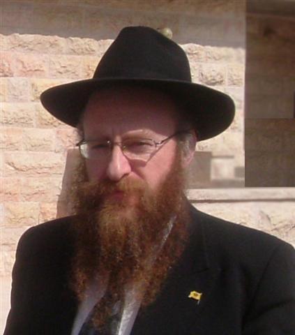 הרב הירש פרבר