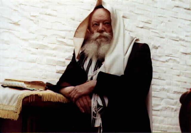 הרבי מליובאוויטש מלך המשיח שליט